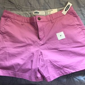 Purple/Pink Old navy Everyday shorts